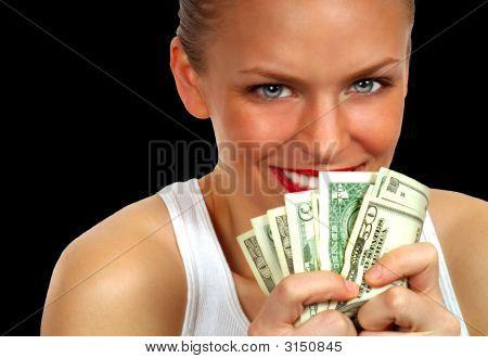 Greedy Woman