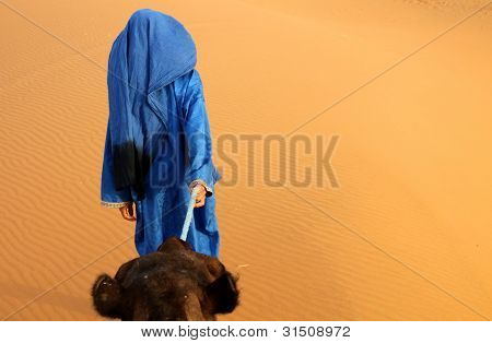 Berber guide