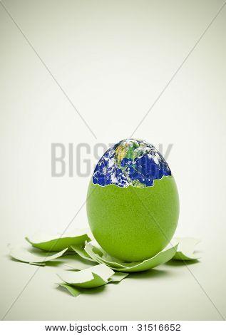 Birth Of World Concept