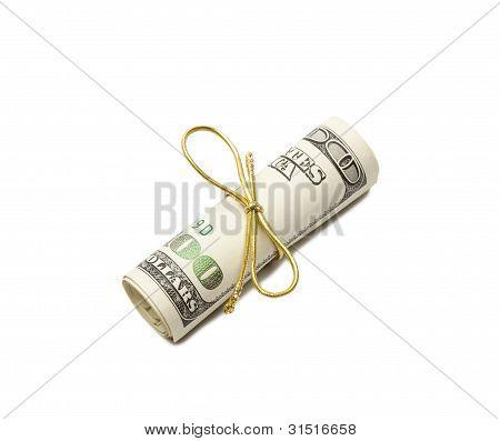 Money Roll Gift