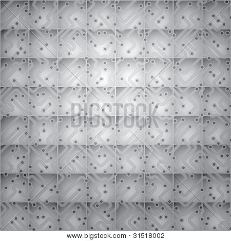 Vector Abstract Background - Electronic
