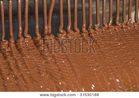 Bundles Of Liquid Chocolate