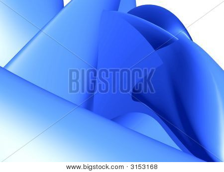 Blue Plastic Wave