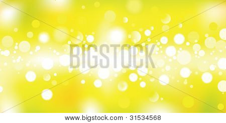 Abstract De-focused Background, No Transparencies Used