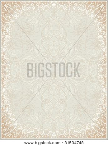 Fawn Background, Vector