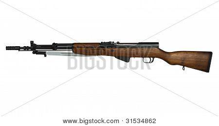 Yugoslavian Military Rifle