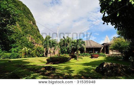 Villa De Pitons Retreat