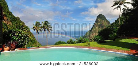 St. Lucia - Paradise
