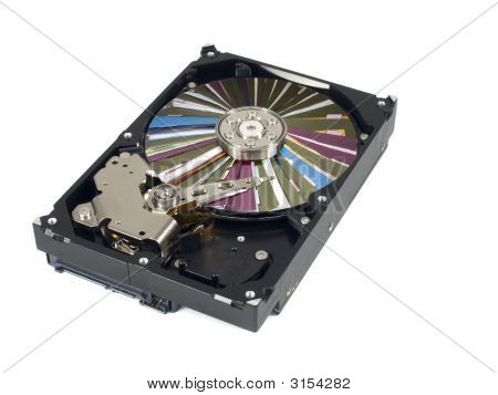Hard Drive Files