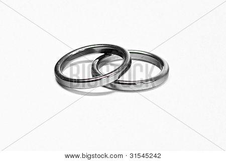 Hematite Rings.