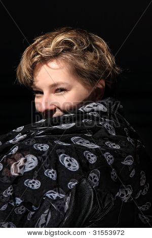 Attractive Girl Portrait