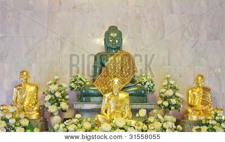 Buddha in Udontrani Thailand