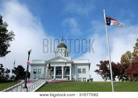 Courthouse Lawn