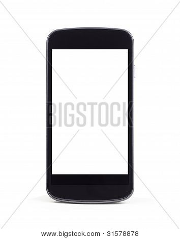 Blank Modern Smart Phone