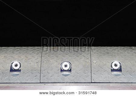 Speed Bump Camera