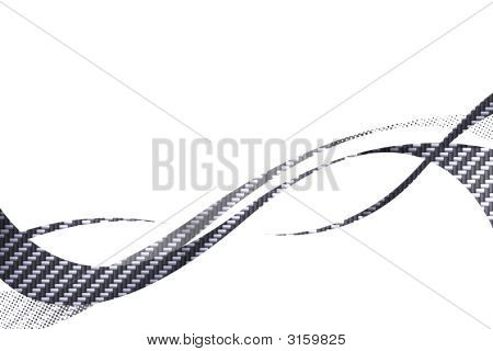 Carbon Fiber Swooshes