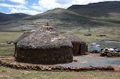 image of zulu  - Landscape of rural zululand - JPG