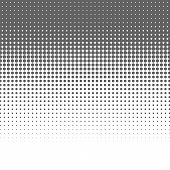 Halftone Pattern. Set Of Dots. Dotted Texture On White Background. Overlay Grunge Template. Distress poster