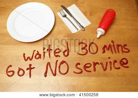 Poor Service