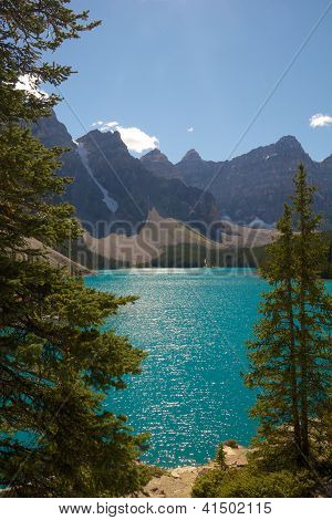 Moraine Lake View