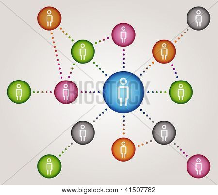 Social Network, Communication, Computer Network, Connection, Technology