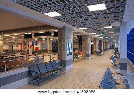 Katowice Airport, Poland