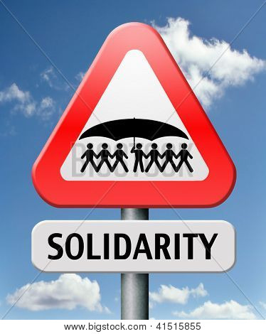 solidarity social security international community and cooperation