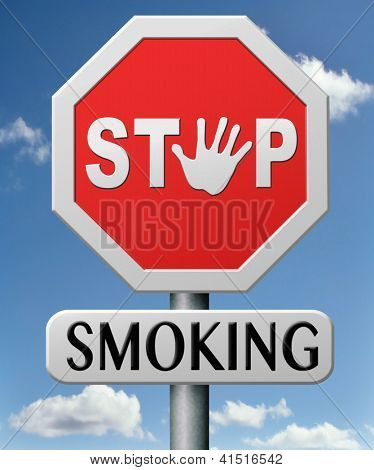 stop smoking trying to quit smoking it is a bad habit and dangerous addiction no more cigarettes