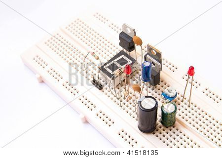 Prototyping Electronic Board