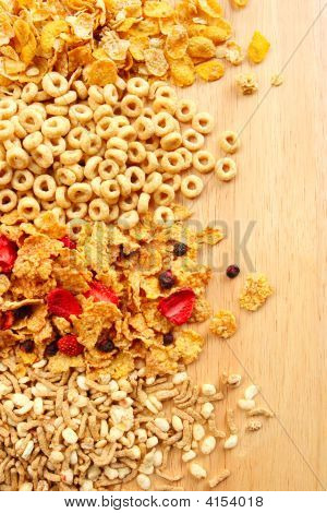 Different Kinds Of Breakfast Cereal