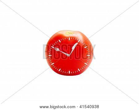 Clock Tomato