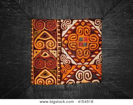 Abstract Oriental Background