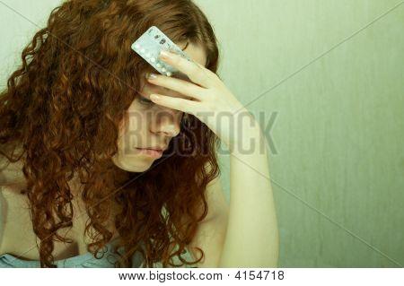 Chica anticonceptiva