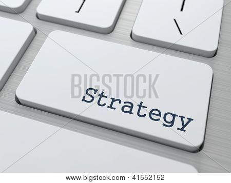 Strategy Concept.