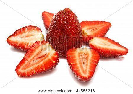 Star Of Strawberries