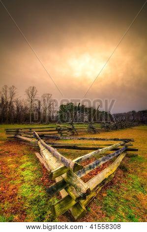 Plantation Fence