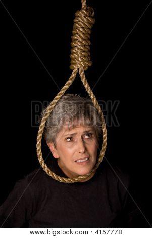 Elderly Woman Suicide