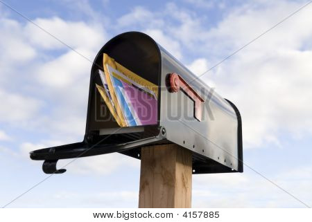 Mailbox And Mail