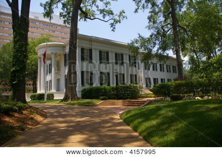 Mississippi's Governor's Mansion