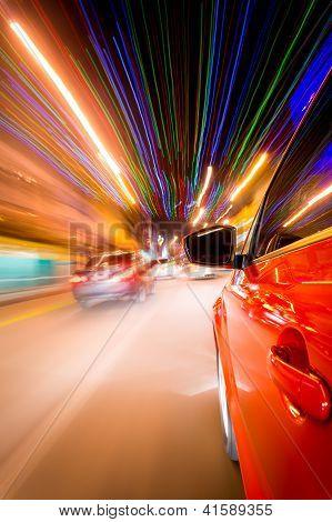 Night driving