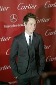 PALM SPRINGS, CA - JAN 5: Eddie Redmayne arrives at the 2013 Palm Springs International Film Festiva