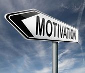 picture of motivation talk  - motivation and attitude motivate self for a job letter a talk or task yes we can think positive - JPG