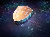 stock photo of antivirus  - Protection concept - JPG