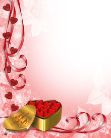 picture of valentine card  - 3D Valentine card - JPG