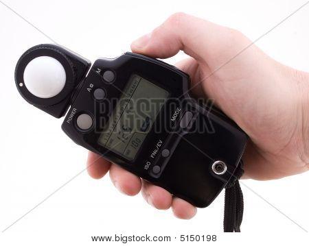 Hand Held Light Meter