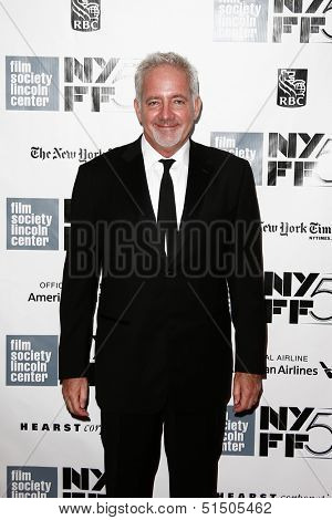 NEW YORK-SEP 27: Executive producer Greg Goodman attends the premiere of