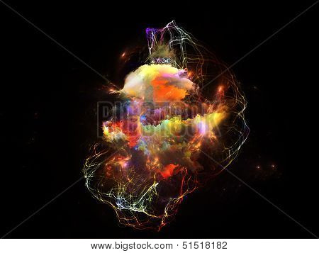 Fractal Jellyfish Abstraction