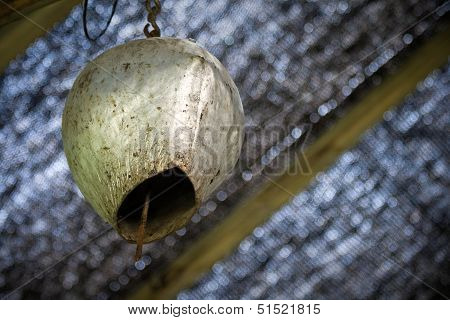 Big Old Shepherd's Bell For Farm Animals