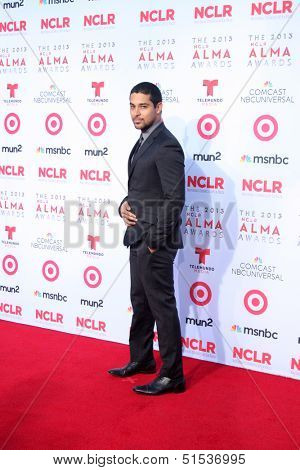 LOS ANGELES - SEP 27:  Wilmer Valderrama at the 2013 ALMA Awards - Arrivals at Pasadena Civic Auditorium on September 27, 2013 in Pasadena, CA