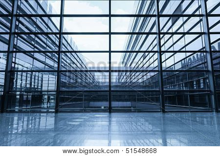 Window And Glass Curtain Wall